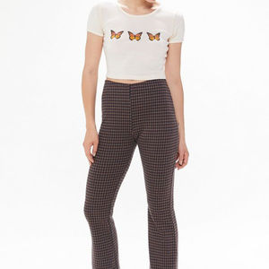 URBAN OUTFITTERS BUTTERFLY TOP